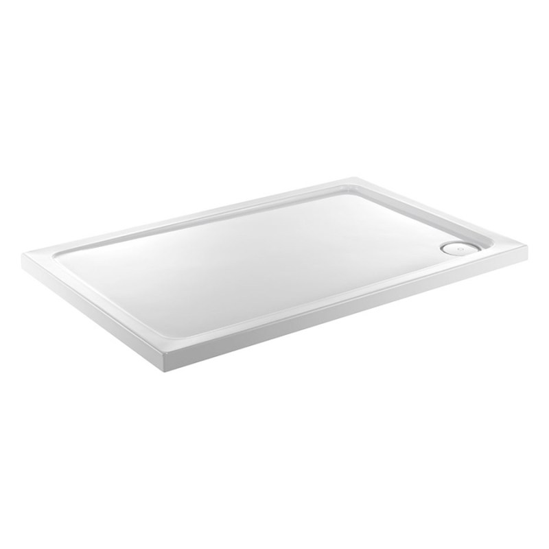 Just Trays Fusion 900x800mm Rectangular Shower Tray