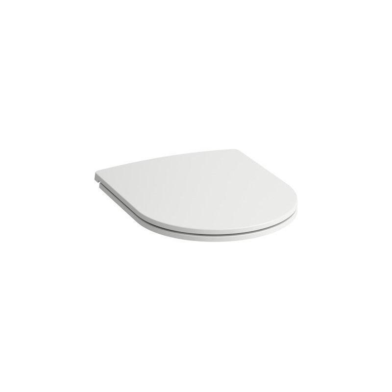Laufen Pro Slim Soft Close Seat & Cover White