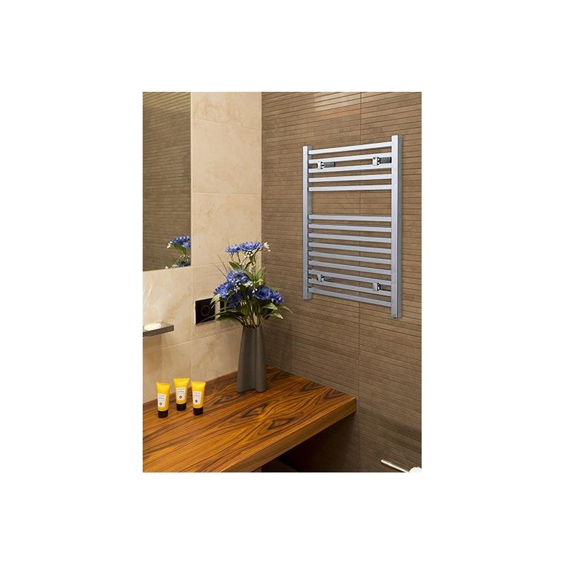 Lazzarini Todi 690x500mm Chrome Towel Warmer