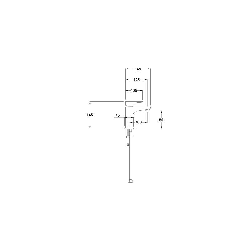 Methven Amio Basin Mixer