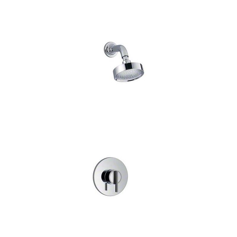 Mira Silver BIR Mixer Shower