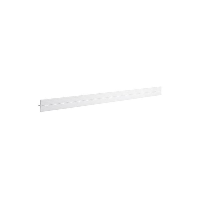 Mira Flight Wall Straight Connector White