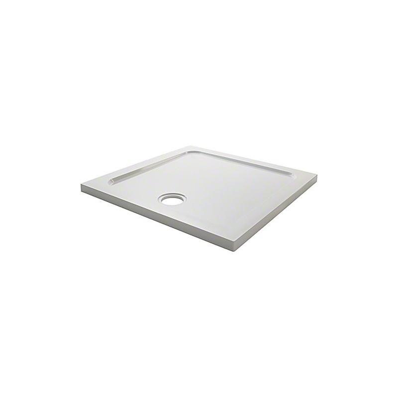 Mira Flight Safe Square 900x900 4 Upstands Shower Tray