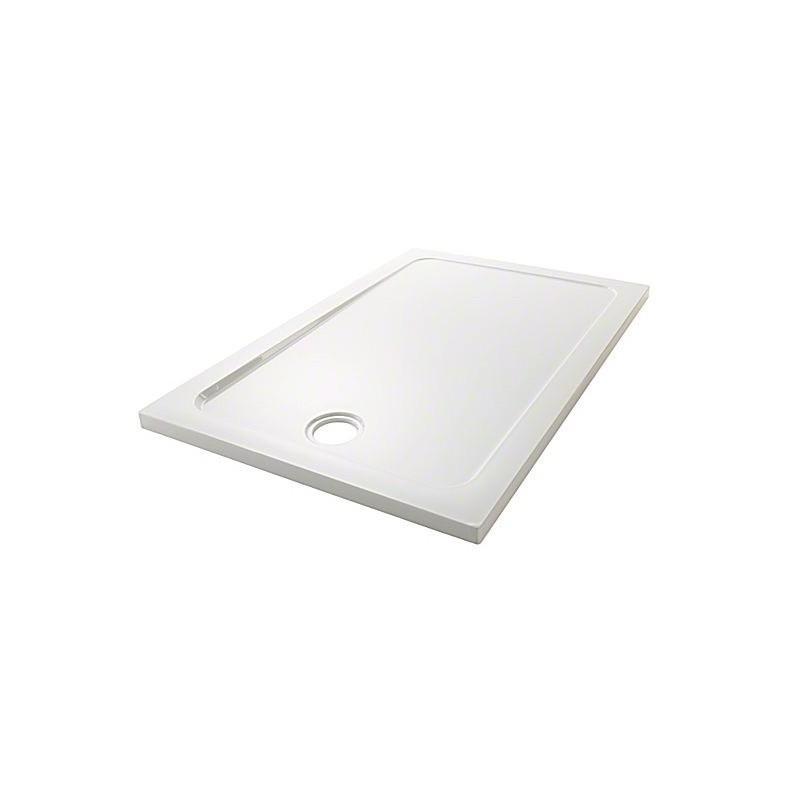 Mira Flight Safe Rectangle 1000x800 4 Upstands Shower Tray