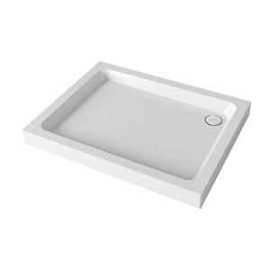 Mira Flight Square 800x800 4 Upstands Shower Tray