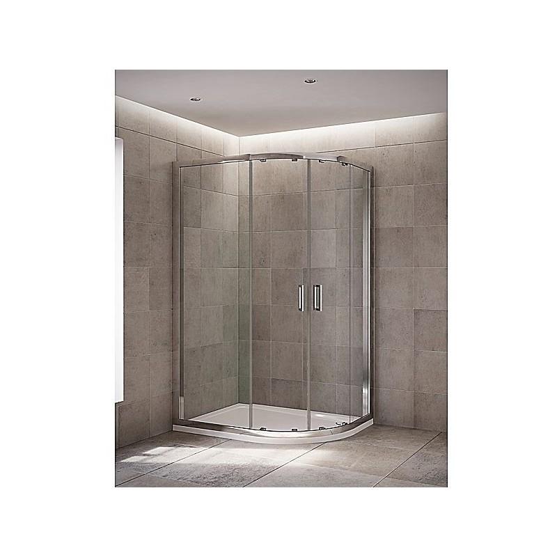 Mira Leap Quadrant Doors Silver