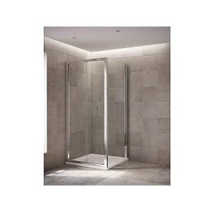Mira Leap Bi-fold Door 900mm Silver