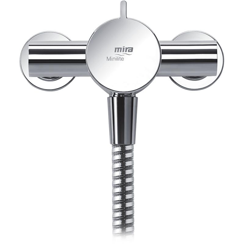 Mira Minilite EV Exposed Shower