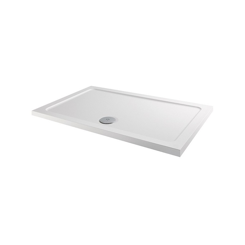 MX Elements 1500 x 700mm Rectangular Anti-Slip Shower Tray