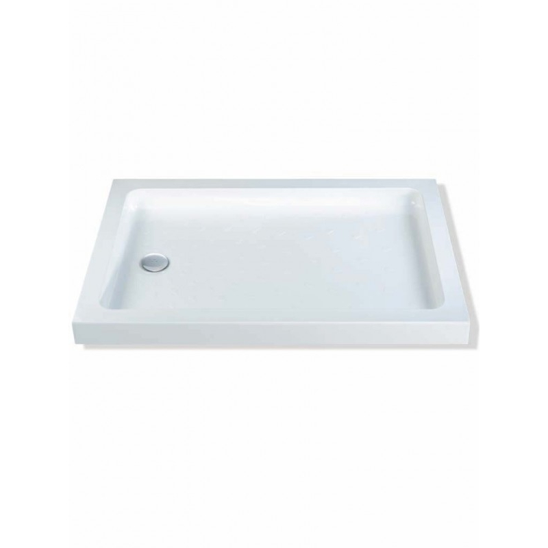 MX Classic 1200 x 760mm Shower Tray & 50mm Waste