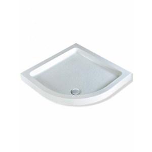 MX Classic 800mm Quadrant Shower Tray & 50mm Waste