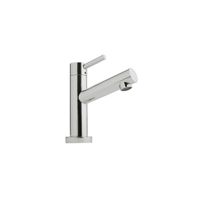 Newform X-Trend Mini Cold Rinse Tap Brushed Nickel
