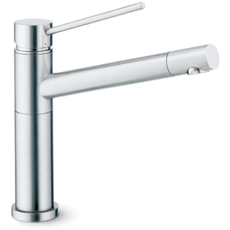 Newform X-Trend Sink Mixer with Pull-Out Spout Chrome