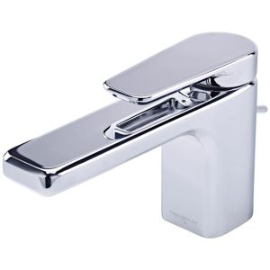 Perrin & Rowe Hoxton Single Lever Basin Mixer Pewter