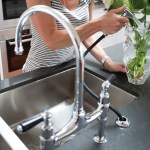Perrin & Rowe Ionian Taps with Lever Handles & Rinse Chrome