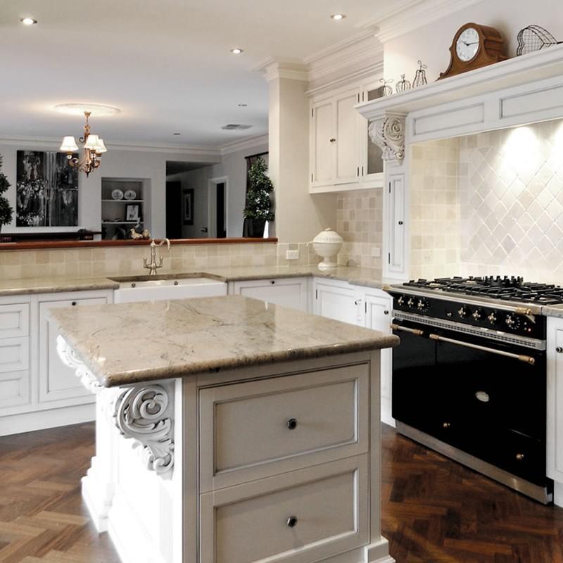 Perrin & Rowe Picardie Sink Mixer with Levers Nickel