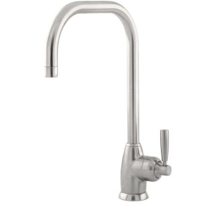Perrin & Rowe Mimas Single Lever Sink Mixer with U Spout Chrome