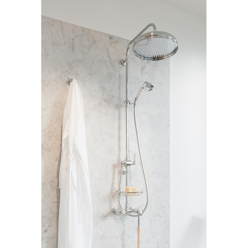 Perrin & Rowe Bath/Shower Mixer Outlet Connector 800mm Gold