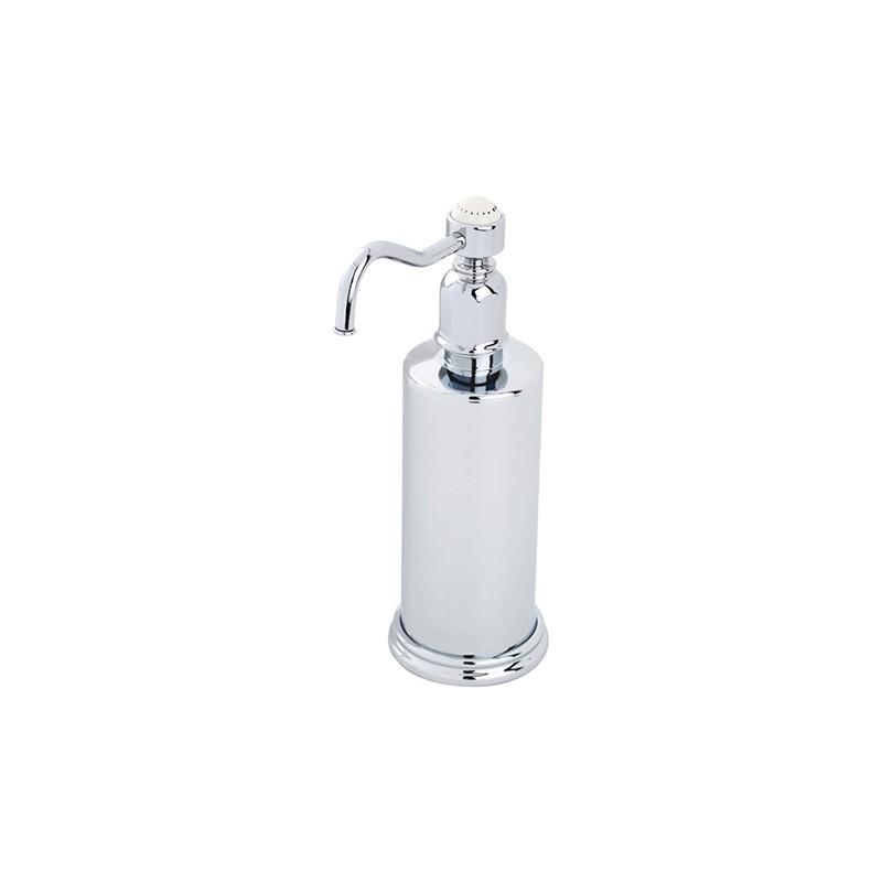 Perrin & Rowe Freestanding Soap Dispenser Gold