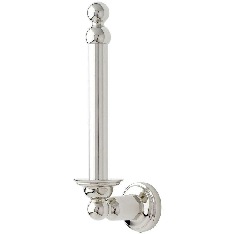 Perrin & Rowe Spare Toilet Roll Holder Nickel