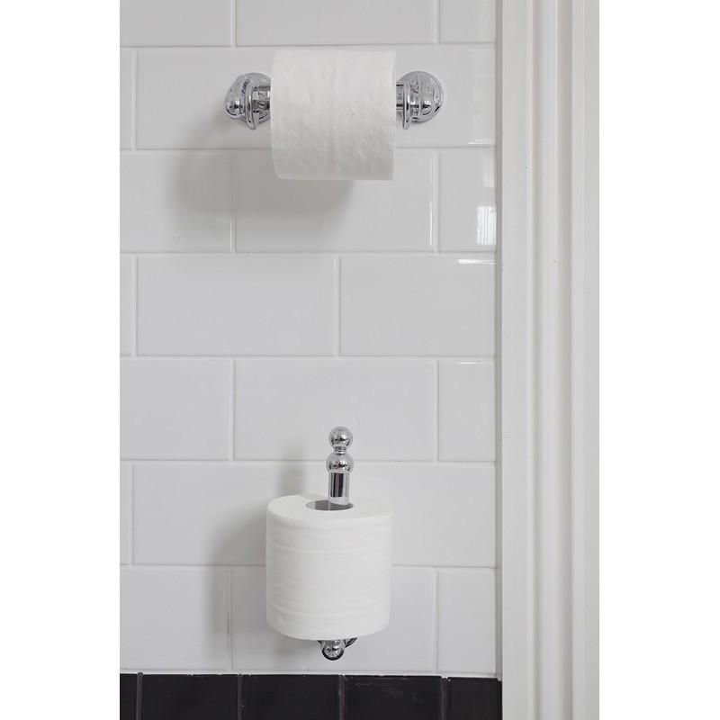 Perrin & Rowe Pivot Bar Toilet Roll Holder Gold