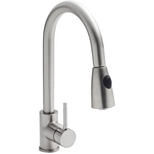 Premier Pull-Out Mixer Tap Brushed