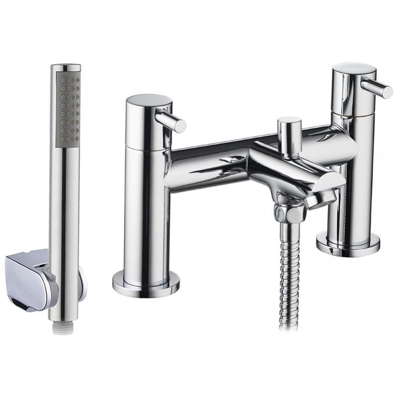 Pura Ivo Bath/Shower Mixer with Kit