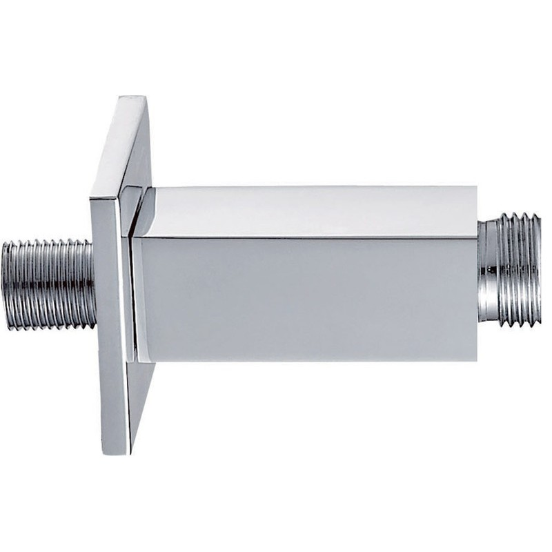 Pura Design Square Ceiling-Mounted Fixed Shower Arm 75mm