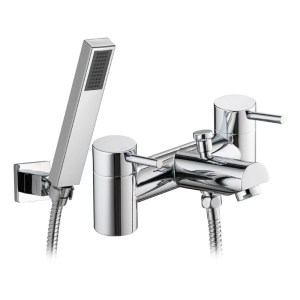 Pura Xcite Bath Shower Mixer with Kit