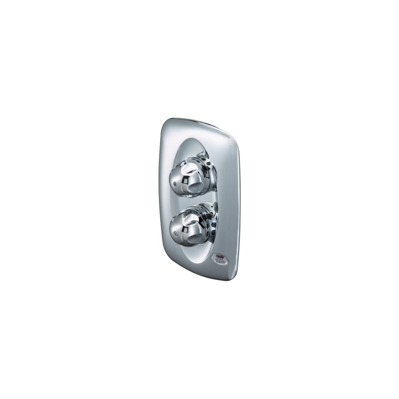 Rada Exact-3B Thermostatic Shower Control Chrome