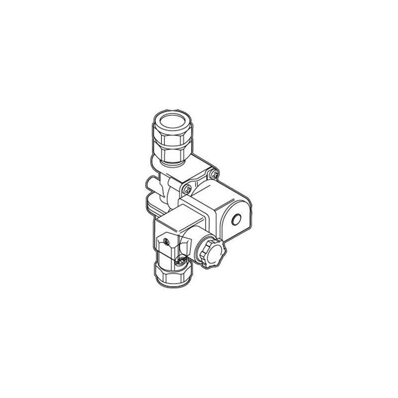 Rada SV1015 12V (MULLER) Solenoid Valve