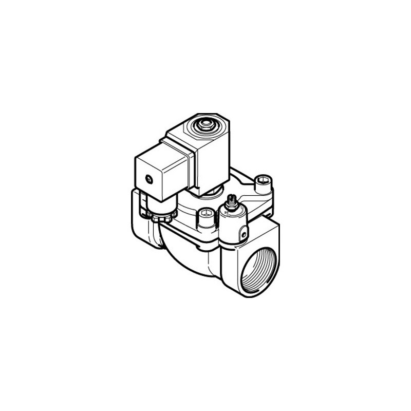 Rada SV2028 12V Solenoid Valve