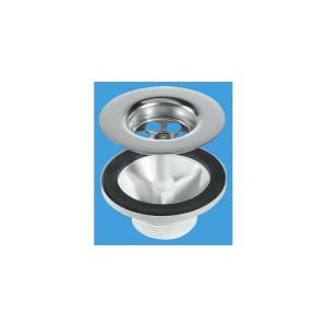 """RAK 1.5"""" Stainless Steel Waste for Gourmet Sink 8"""