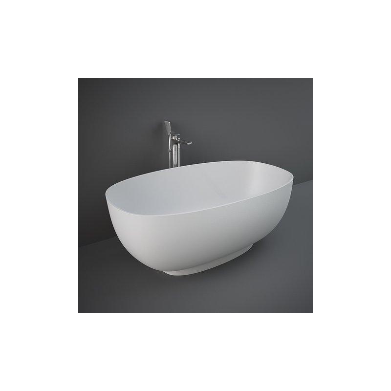 RAK Cloud Freestanding Bath Tub White