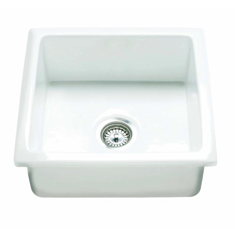 RAK Gourmet Sink 6 Square Over/Under Counter