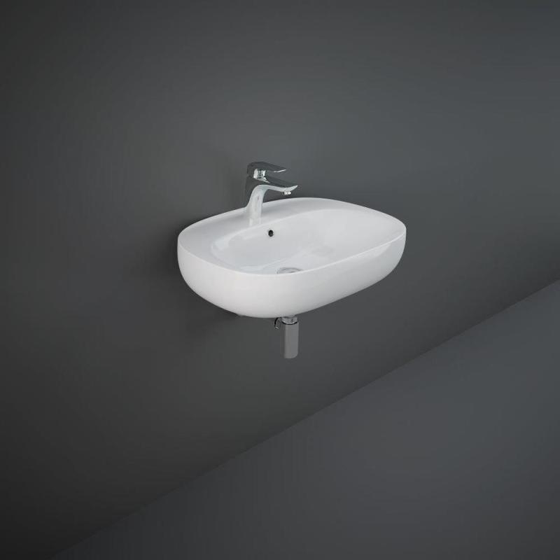 RAK Illusion Wall Hung Wash Basin 60cm
