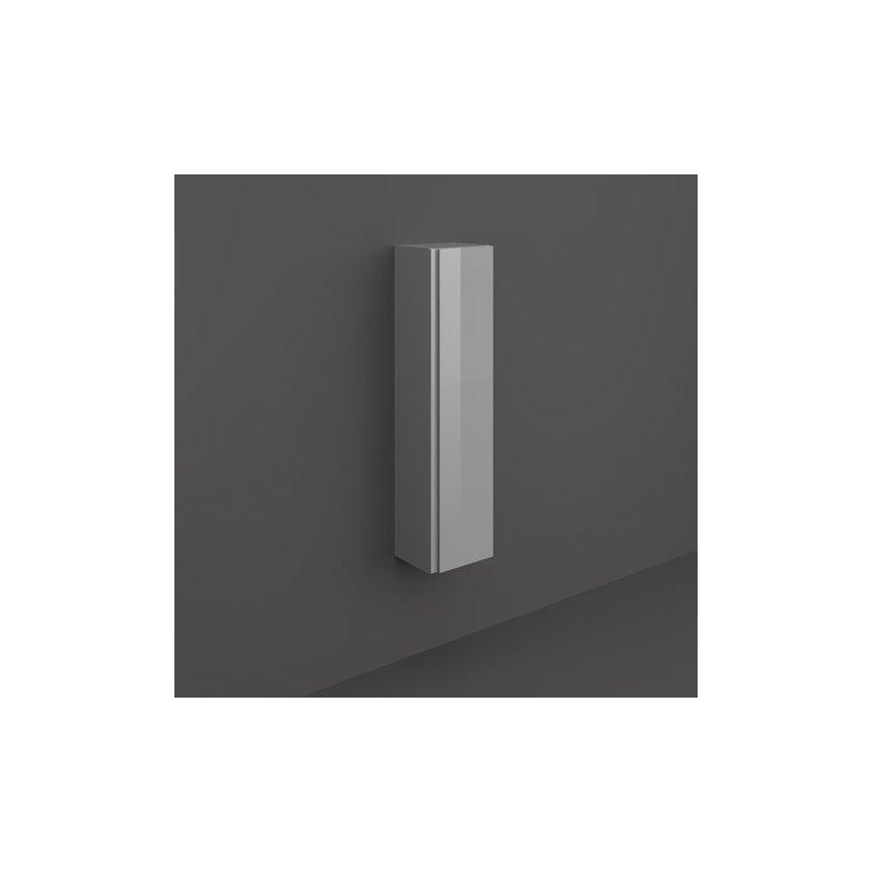 RAK Joy Wall Hung Tall Storage Unit Urban Grey