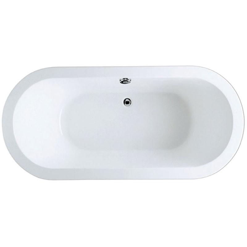 RAK DKM Oval Bath 1800x800mm