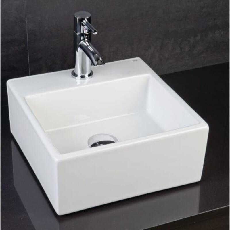 RAK Nova Mini 30cm Wash Basin 1 Taphole