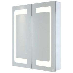 RAK Aphrodite 600x700mm Recessable Illuminated Mirror Cabinet