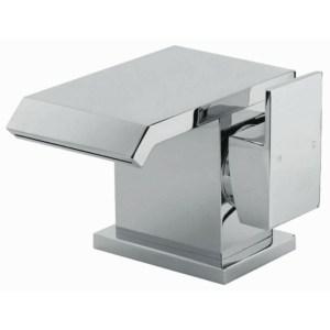 RAK Art Cubis Mono Basin Mixer (No Waste)