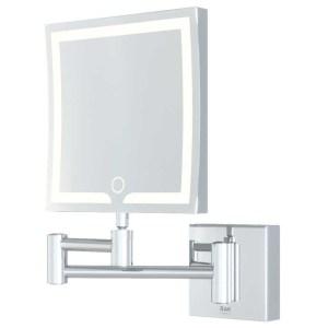 RAK Demeter Illuminated Square Magnifying Mirror