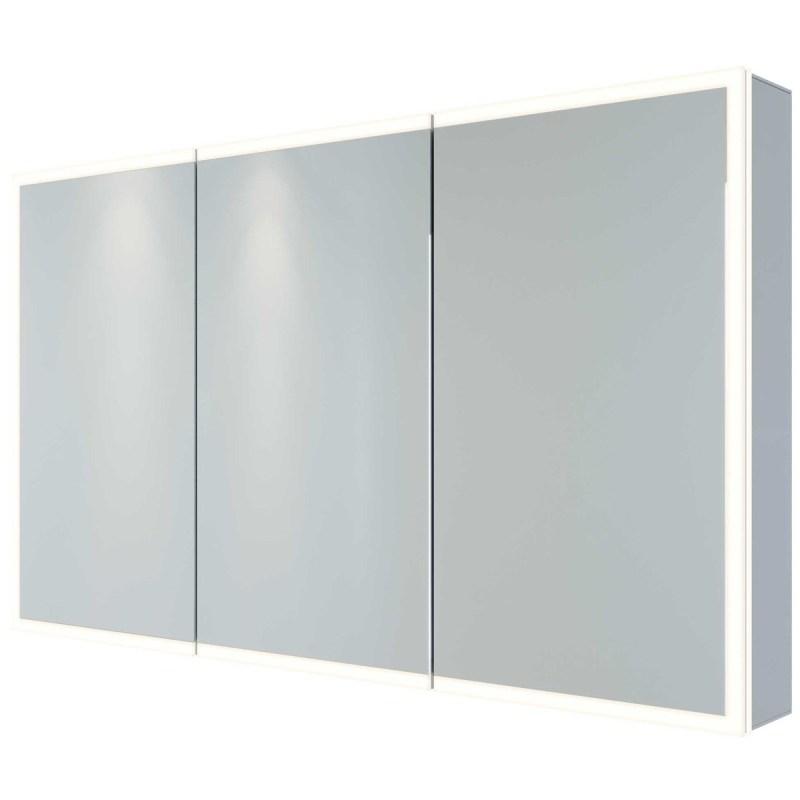 RAK Pisces 1200x700mm Illuminated Mirrored Cabinet