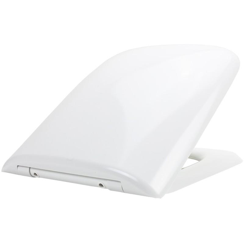 RAK Metropolitan Quick Release Wrap Over Soft Close Urea Toilet Seat