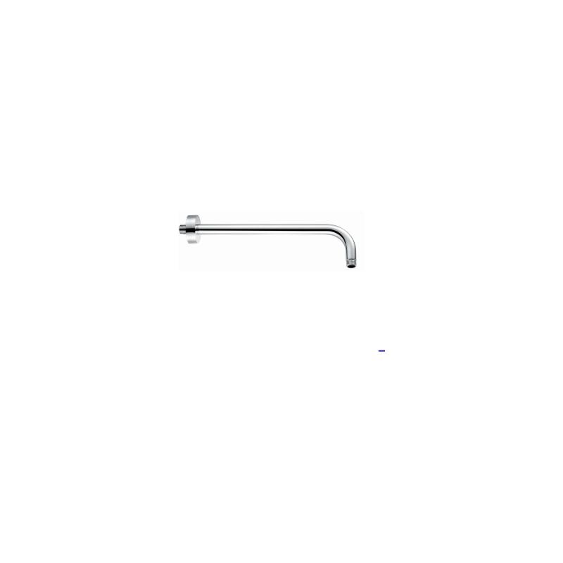 RAK 300mm Wall Shower Arm Round Chrome