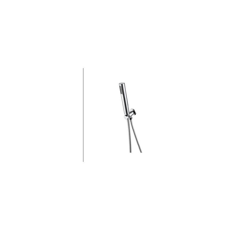 RAK Round Shower Handset Wall Bracket Kit Chrome