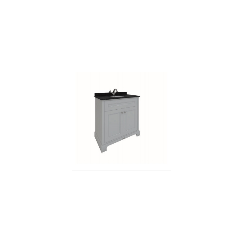 RAK Washington 800mm Basin Unit Grey