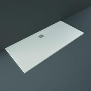 RAK Feeling Bathtub Replacement Shower Tray 80x180cm Solid White
