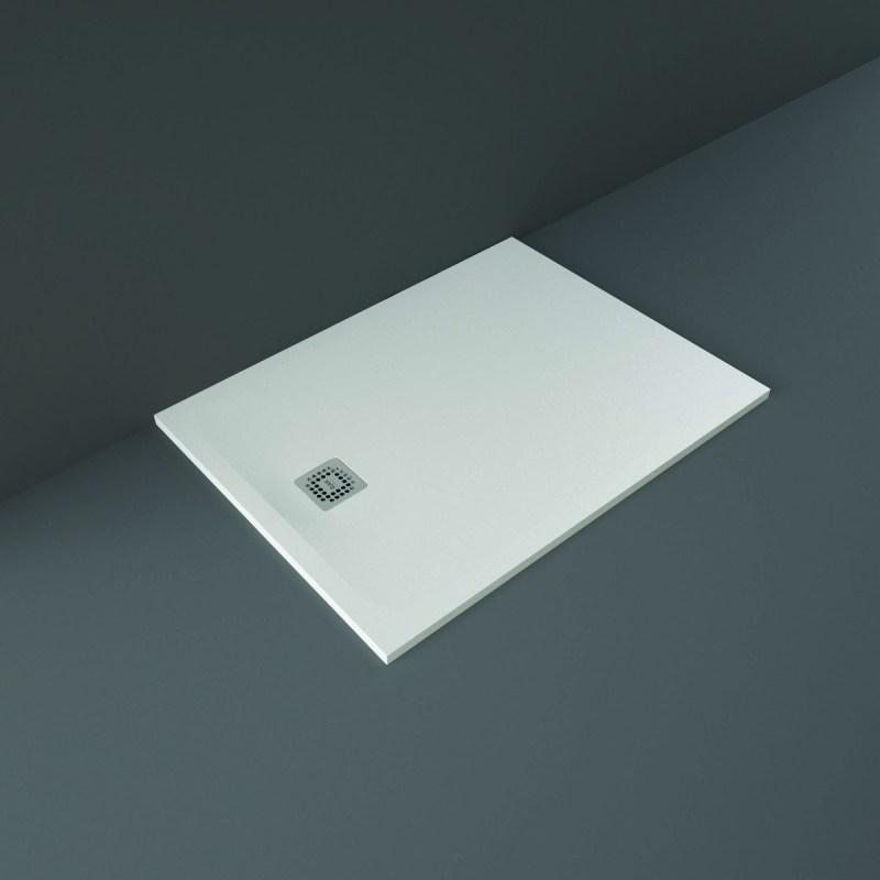 RAK Feeling Shower Tray Solid White 90x120cm