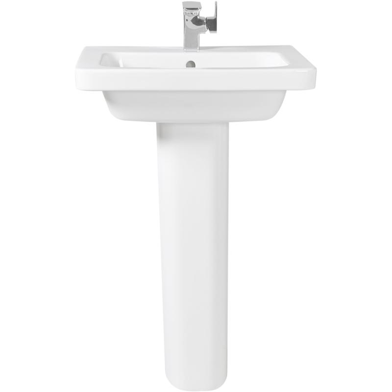 RAK Resort Small Pedestal for 550mm Basin